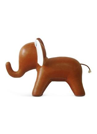 首图 –点击放大 - ZUNY - Abby大象造型巨型摆设-棕黄色及小麦色