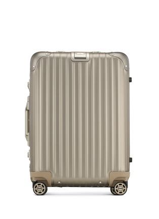 RIMOWA-Topas Titanium Cabin Multiwheel® IATA (Titanium, 32-litre)
