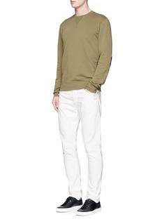 Simon Miller'Wayne' slim fit distressed jeans