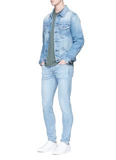 Simon MillerDistressed denim jacket