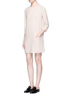The Row 'Marina' crepe dress