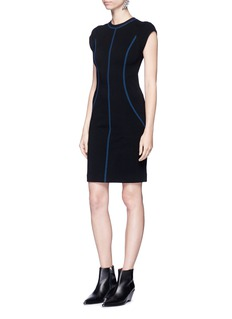 Emilio Pucci Punto Milano knit dress