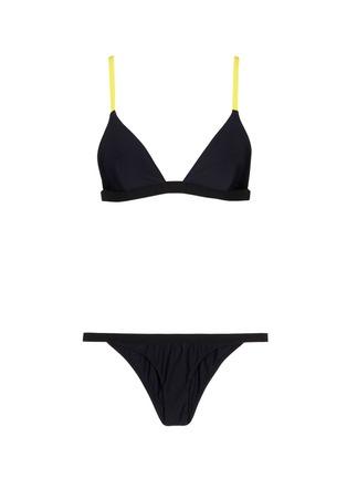 Main View - Click To Enlarge - RYE SWIM - 'Bee' bikini set