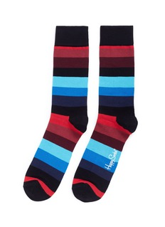 Happy Socks Colourblock stripe socks