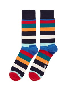 Happy Socks Contrast stripe socks