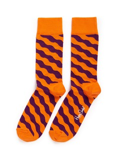 Happy Socks Wavy pattern socks