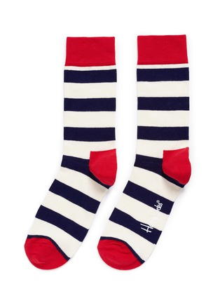 Main View - Click To Enlarge - Happy Socks - Stripe socks