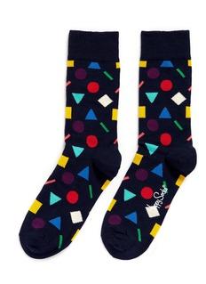 Happy Socks'Play' geometric socks