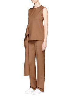 Ports 1961Classic wool-silk radzmir pants