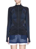 'Base' circular knit jacket