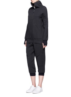Lndr 'Sunday' elastic cuff technical wool blend jogging pants
