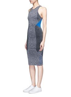 Lndr'Jet' circular knit dress