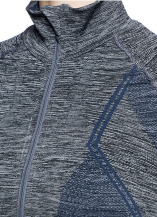 细节 - 点击放大 - LNDR - BASE圆编针织运动外套