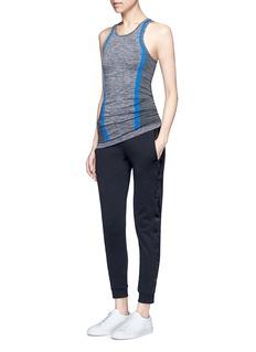 Lndr'Oxygen' circular knit performance tank top