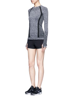 Lndr'Breeze' circular knit performance top