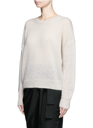 Front View - Click To Enlarge - Isabel Marant Étoile - 'Clifton' mohair blend sweater