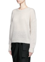 'Clifton' mohair blend sweater