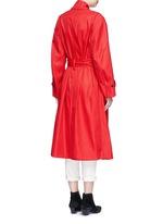 'Dani' twill trench coat