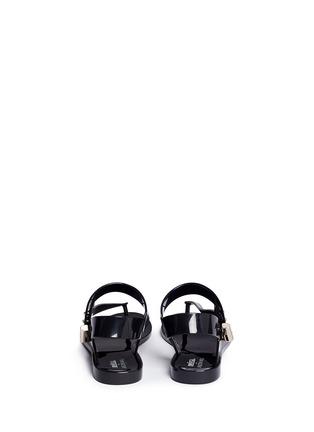 背面 - 点击放大 - MELISSA - x Jason Wu Charlotte夹脚果冻平底凉鞋