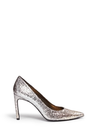 Main View - Click To Enlarge - Stuart Weitzman - 'Heist' dégradé glitter pumps