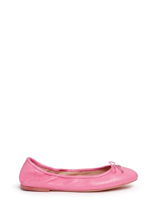 Main View - Click To Enlarge - Sam Edelman - LC-870054712-LTH ROUSCHED BALLERINA