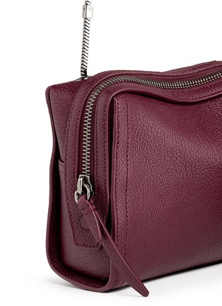 Detail View - Click To Enlarge - 3.1 Phillip Lim - 'Soleil' mini crossbody leather zip bag