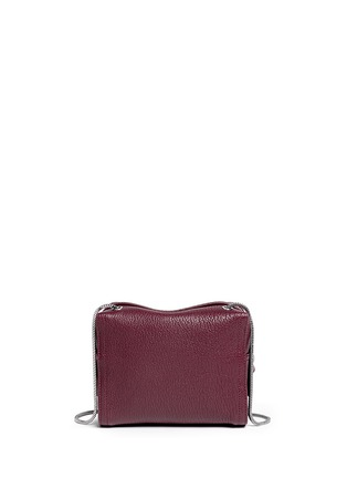 Back View - Click To Enlarge - 3.1 Phillip Lim - 'Soleil' mini crossbody leather zip bag