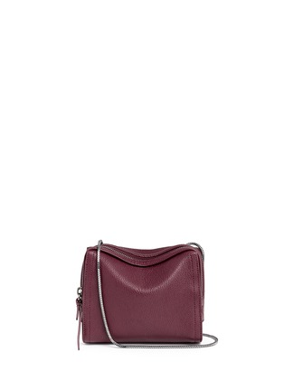 Main View - Click To Enlarge - 3.1 Phillip Lim - 'Soleil' mini crossbody leather zip bag
