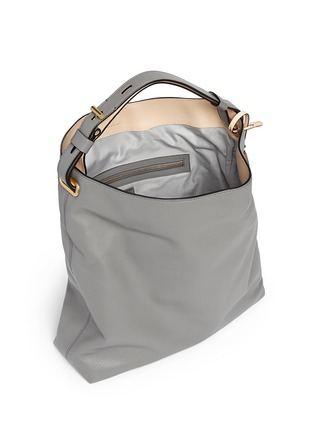 Detail View - Click To Enlarge - REED KRAKOFF - 'RDK Hobo' leather tote