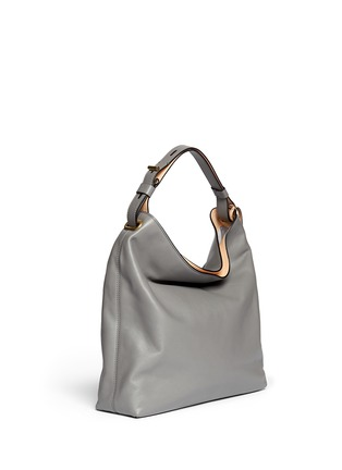 Front View - Click To Enlarge - REED KRAKOFF - 'RDK Hobo' leather tote
