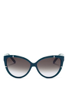 CHLOÉCat-eye sunglasses