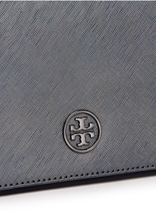 TORY BURCH - 'Robinson' ologram adjustable mini bag