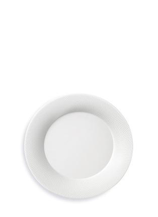 LOVERAMICS-Flute dinner plate