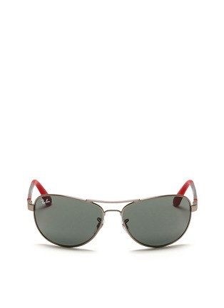 Ray-Ban-Curve aviator junior sunglasses