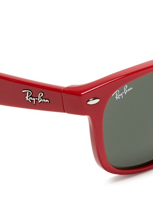 Detail View - Click To Enlarge - Ray-Ban - 'New Wayfarer' acetate sunglasses