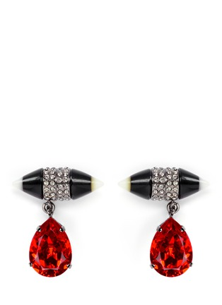 Main View - Click To Enlarge - Givenchy - Spike magnetic earrings