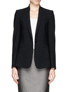 ARMANI COLLEZIONIStretch wool jacket