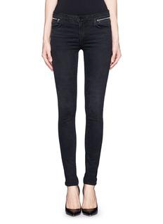 J BRAND'Leah' skinny jeans