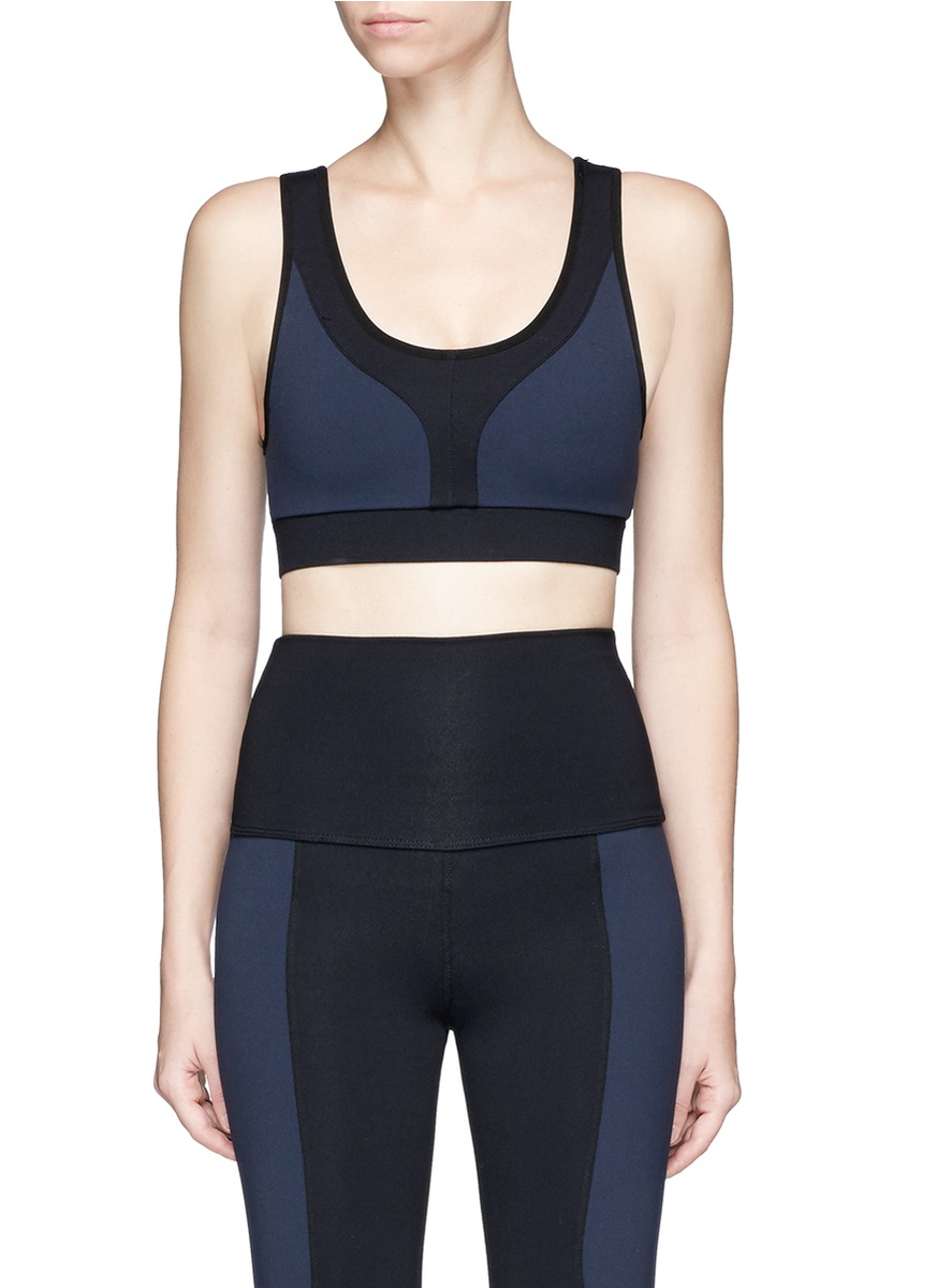 Scoop sports bra by Live The Process