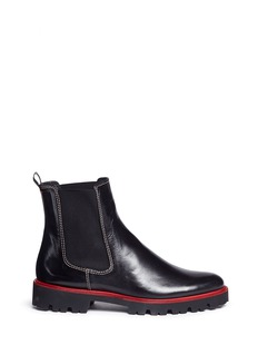 Frances Valentine 'Frank' leather Chelsea boots