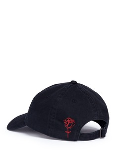 Nasaseasons'Single For The Night' embroidered baseball cap