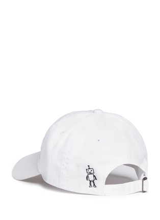 Figure View - Click To Enlarge - NASASEASONS - 'I Need Space' embroidered baseball cap