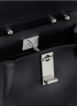 - Proenza Schouler - 'Hava' small top handle leather bag