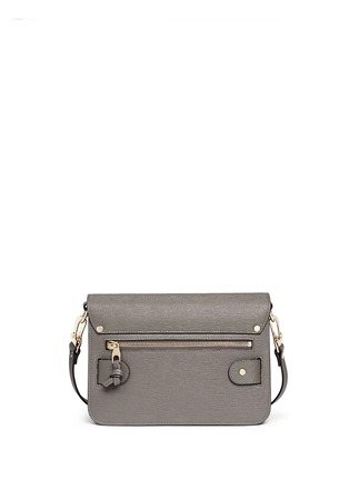 Back View - Click To Enlarge - Proenza Schouler - 'PS11' mini Classic Linosa leather satchel