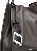 Medium calfskin leather tote