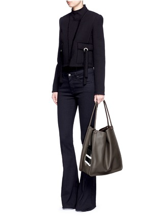 Figure View - Click To Enlarge - Proenza Schouler - Medium calfskin leather tote