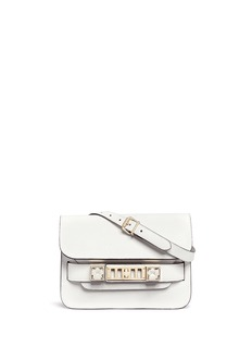 Proenza Schouler'PS11' mini Classic Linosa leather satchel