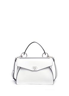 Proenza Schouler'Hava' medium top handle smooth leather bag