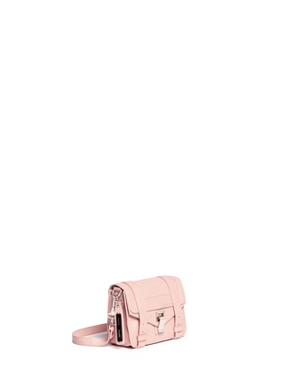 Proenza Schouler - 'PS1' mini leather crossbody satchel