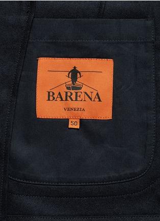 - Barena - 'Brotto' soft wool blazer